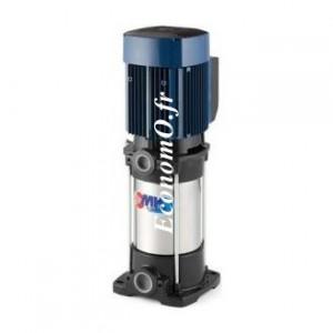 Pompe de Surface Pedrollo Multicellulaire Verticale MK 5/7 de 1,2 à 7,2 m3/h entre 84 et 37 m HMT Tri 230/400 V 2,2 kW - EconomO