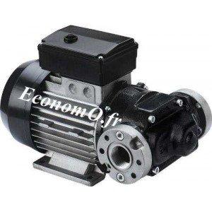 Pompe Gasoil E 120 - 6 m3/h max Tri 230-400 V 0,75 kW - EconomO.fr - EconomO.fr