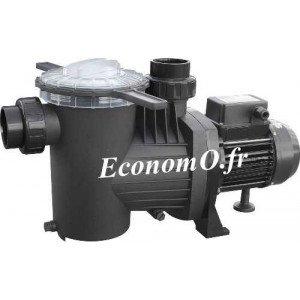 Pompe de Piscine Pedrollo WINNER 50M de 6 à 18 m3/h entre 13 et 4 m HMT Mono 220-230 V 0,37 kW - EconomO.fr