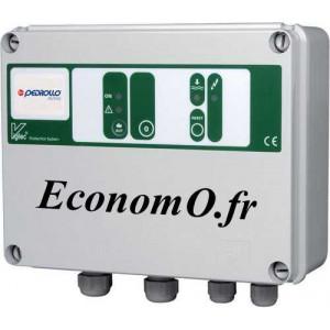 Coffret de Commande et de Protection V1N-G Mono/Tri 230/400 V 11 kW maxi - EconomO.fr