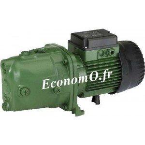 Pompe de Surface Dab JET 112 T de 0,6 à 3,6 m3/h entre 54 et 22 m HMT Tri 400 V 1 kW - EconomO.fr