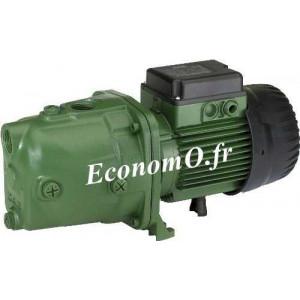 Pompe de Surface Dab JET 102 T de 0,6 à 3,6 m3/h entre 47 et 25 m HMT Tri 400 V 0,75 kW - EconomO.fr