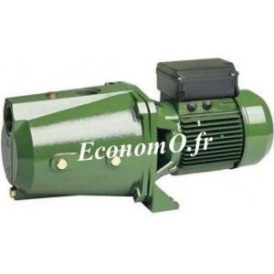 Pompe de Surface Dab JET 300 M de 0,9 à 10,5 m3/h entre 50 et 29 m HMT Mono 230 V 2,2 kW - EconomO.fr