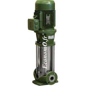 Pompe de Surface Dab NKV 20/3 T de 6 à 27 m3/h entre 43,1 et 27 m HMT Tri 400 V 4 kW - EconomO.fr
