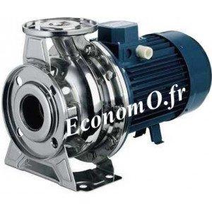 Pompe de Surface Ebara SERIE 3M/I 50-125/4,0 Inox 304 de 24 à 72 m3/h entre 26 et 14 m HMT TRI 230/400 V 4 kW  - EconomO.fr