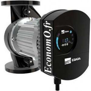 Circulateur Ebara Ego C 65 H Fonte de 4 à 43 m3/h entre 16,5 et 5 m HMT Mono 230 V 1,5 kW - EconomO.fr
