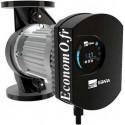 Circulateur Ebara Ego C 80 H Fonte de 7 à 60 m3/h entre 16,5 et 2 m HMT Mono 230 V 1,6 kW - EconomO.fr