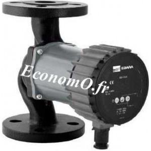 Circulateur Ebara Ego easy 40-60F Fonte de 2 à 8 m3/h entre 5,3 et 1 m HMT Mono 230 V 90 W - EconomO.fr