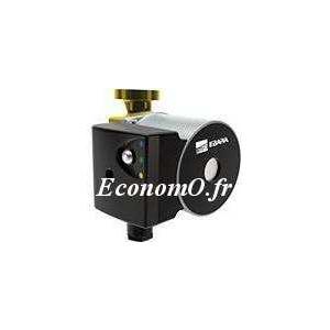 Circulateur Bronze Ebara Ego B 25/40-130 de 0,3 à 2,6 m3/h entre 3,5 et 0,6 m HMT Mono 230 V 25 W - EconomO.fr