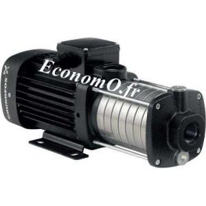 Pompe de Surface Grundfos CM 3-5 A Inox 304 de 0,8 à 4,3 m3/h entre 45 et 23 m HMT Mono 220-240 V 0,5 kW - EconomO.fr