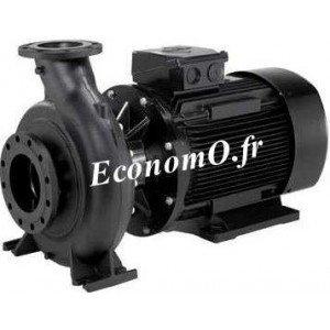 Pompe de Surface Grundfos NB 65-200-190 de 60 à 130 m3/h entre 50 et 40 m HMT Tri 400 V 18,5 kW - EconomO.fr