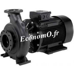 Pompe de Surface Grundfos NB 40-250-230 de 20 à 60 m3/h entre 73 et 60 m HMT Tri 400 V 15 kW - EconomO.fr