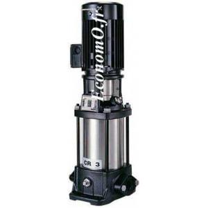 Pompe de Surface Grundfos CR 3-7 de 1,2 à 4 m3/h entre 43 et 22 m HMT Tri 400 V 0,55 kW - EconomO.fr