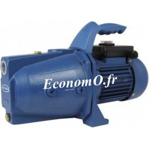 Pompe Jets Monocellulaire Renson de 0,6 à 2,4 m3/h entre 32 et 5 m HMT Mono 230 V 0,55 kW - EconomO.fr