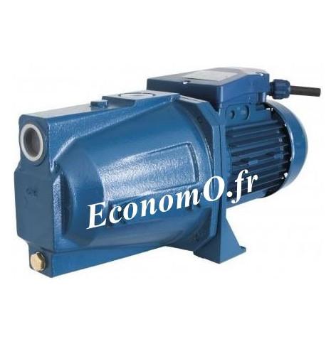 Pompe Jets Monocellulaire Renson RCT110P de 0,6 à 7,2 m3/h entre 62,1 et 39,8 m HMT Tri 380 V 2,2 kW - EconomO.fr