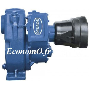 Pompe sur Prise de Force Renson AA55PF2 de 7,2 à 30 m3/h entre 36 et 12 m HMT - EconomO.fr