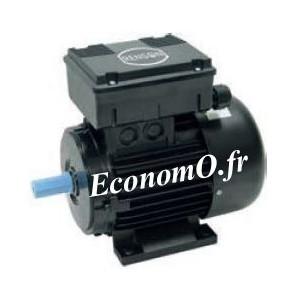 Moteur Electrique Renson Type B3 Mono 230 V 2,2 kW 3000 tr/min - EconomO.fr