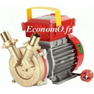 Pompe de Surface Alimentaire Rover BE - M 25 de 0,3 à 2,4 m3/h entre 14 et 2 m HMT Mono 230 V 0,71 kW - EconomO.fr