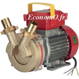 Pompe de Surface Alimentaire Rover BE - T 40 de 1,44 à 6,96 m3/h entre 20 et 2 m HMT Tri 400 V 1 kW - EconomO.fr