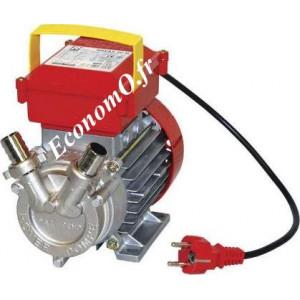 Pompe de Surface Alimentaire Rover NOVAX-20 B de 0,24 à 1,62 m3/h entre 20 et 2 m HMT Mono 230 V 0,34 kW - EconomO.fr