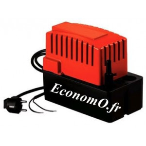Module de Relevage de Condensats Salmson CONDENSON CLASSIC 0,05 à 0,6 m3/h entre 5,7 et 1,2 m HMT Mono 230 V  - EconomO.fr - Eco