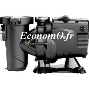 Pompe de Piscine à Vitesse Variable Dab E.SWIM 150 de 6 à 30 m3/h entre 15,7 et 6,3 m HMT Mono 230 V 1,25 kW - EconomO.fr