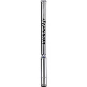 """Pompe Immergée Caprari 4"""" Inox E4XP15/19m energy 0,36 à 1,62 m3/h entre 107 et 39,5 m HMT Mono 230 V 0,55 kW - EconomO.fr"""