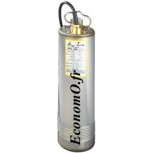 Pompe Immergée Dab SRM 7/100 Tri de 1,2 à 6 m3/h entre 75 et 20 m HMT Tri 400 V 1,2 kW - EconomO.fr