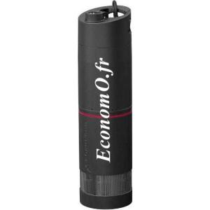 Pompe Immergée Grundfos SBA 3-45 M de 2,4 à 5,4 m3/h entre 32 et 10 m HMT Mono 230 V 0,75 kW - EconomO.fr