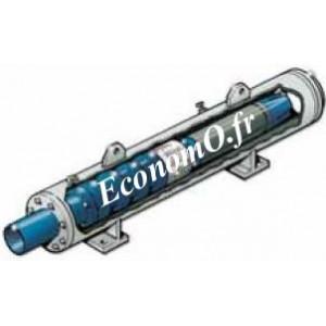 """Chemise de Refroidissement pour Pompe Immergée 4"""" Lowara 16GS L4C de 2,2 kW - EconomO.fr"""