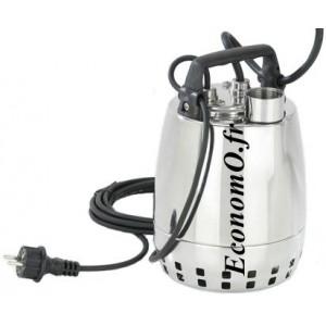 Pompe de Drainage GXRM 9 SG Calpeda 3 a 10,2 m3/h entre 7 et 1,7 m HMT MONO 230 V 0,25 kW - EconomO.fr
