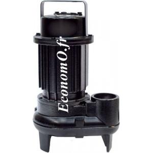 Pompe de Relevage Calpeda DGE 200VT FB Vortex 7,2 à 36 m3/h entre 13,6 et 3,9 m HMT Tri 400 V 1,5 kW - EconomO.fr