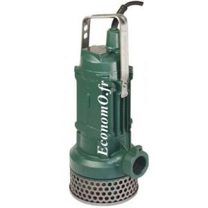 Pompe de Drainage Dab DRENAG 1400 M de 6 à 30 m3/h entre 17 et 5,5 m HMT Mono 230 V 1,1 kW - EconomO.fr