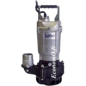 Pompe de Relevage Vortex Robin Subaru SUMO BHV401S de 1,5 à 15 m3/h entre 10,5 et 2 m HMT Mono 230 V 0,65 kW - EconomO.fr