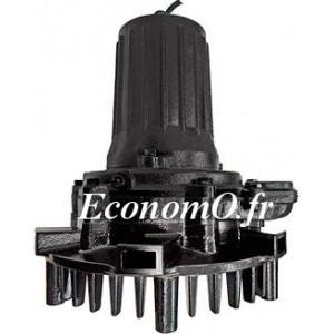 Aérateur Hydro-Ejecteur Tsurumi 32TRN21.5 de 20 à 21 m3/h entre 3,5 et 1,5 m de Profondeur Tri 400 V 1,5 kW - EconomO.fr