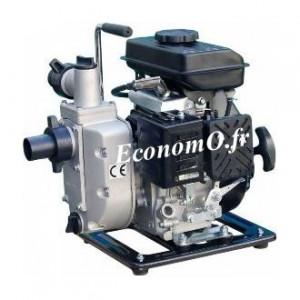 Motopompe Robin Subaru ACCESS J14-40 Essence de 1,5 à 13,2 m3/h entre 16,5 et 2 m HMT - EconomO.fr