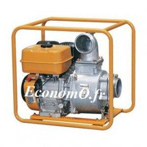 Motopompe Robin Subaru TP 110 EX Essence de 15 à 114 m3/h entre 28 et 6 m HMT - EconomO.fr