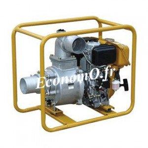 Motopompe Robin Subaru RD 75 Diesel de 6 à 75 m3/h entre 30 et 5 m HMT - EconomO.fr