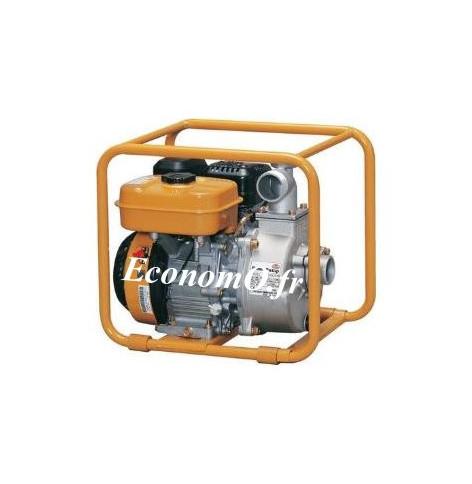 Motopompe Robin Subaru TH 45 EX Essence de 6 à 42 m3/h entre 22,5 et 2,5 m HMT - EconomO.fr