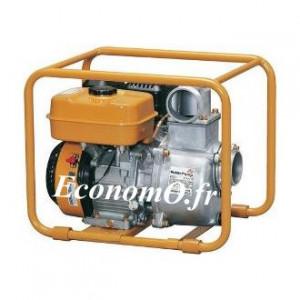 Motopompe Robin Subaru TH 63 EX Essence de 6 à 54 m3/h entre 27,5 et 7 m HMT - EconomO.fr