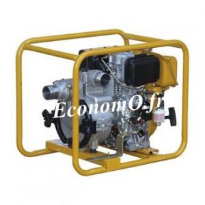 Motopompe Robin Subaru SWT 50 D Diesel de 6 à 45 m3/h entre 28 et 5 m HMT - EconomO.fr