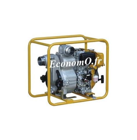 Motopompe Robin Subaru SWT 75 D Diesel de 6 à 72 m3/h entre 22,5 et 3 m HMT - EconomO.fr