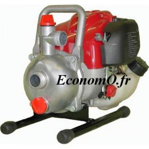 Motopompe Tsurumi Eaux Claires TEM 25 H de 1 à 7 m3/h entre 39 et 2 m HMT Moteur Essence Honda - EconomO.fr