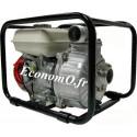 Motopompe Tsurumi Eaux Claires TET2 50 H de 1 à 29 m3/h entre 31 et 2 m HMT Moteur Essence Honda - EconomO.fr