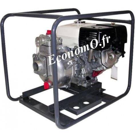 Motopompe Tsurumi Eaux Claires Haute Pression TEW2 50 HA de 1 à 30 m3/h entre 96 et 1 m HMT Moteur Essence Honda - EconomO.fr