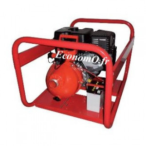 Motopompe Haute Pression Tsurumi DEF 5213 BECE de 1,5 à 40,8 m3/h entre 120 et 15 m HMT Davey Pumps Essence  - EconomO.fr