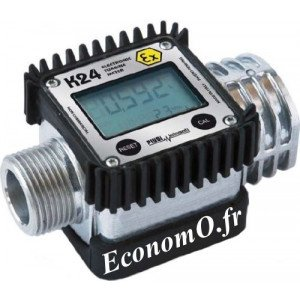 Compte-Litres K24 ATEX BSP Piusi - EconomO.fr