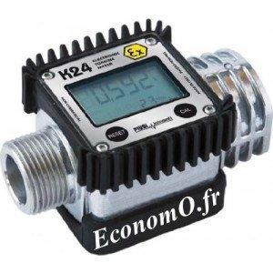 Compte-Litres K24 ATEX NPT Piusi - EconomO.fr