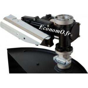 Pompe PIUSI EX50 230 V 50 Hz DC ATEX 50 l/mn 250 W pour Fut - EconomO.fr