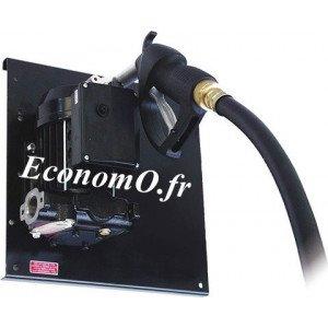 Station de Transvasement de Biodiesel ST Viscomat 70 M debit 30 l/mn 230 V Pistolet Manuel - EconomO.fr